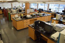 Laboratoire du pavillon Gene-H.-Kruger de l'Université Laval